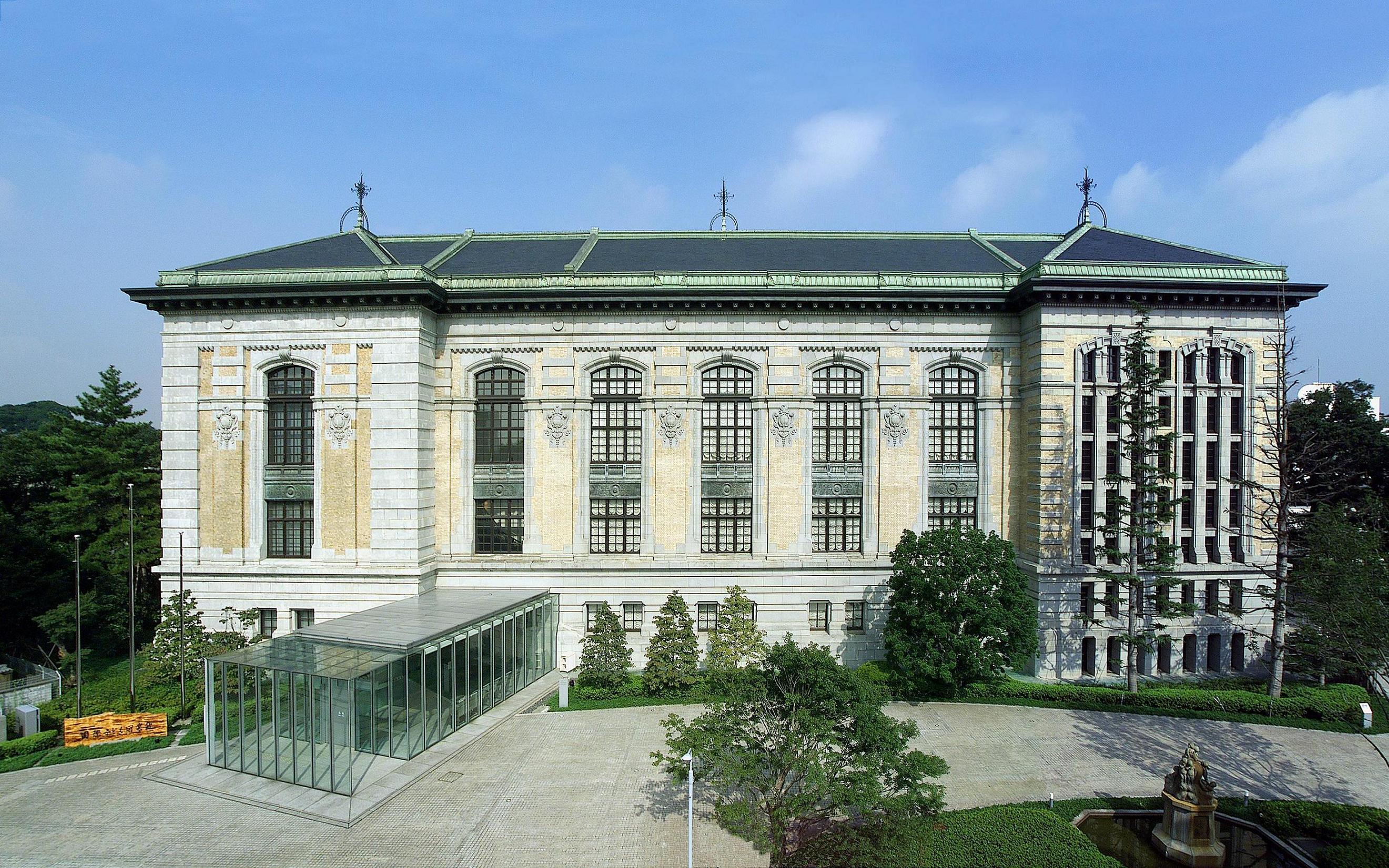 れはっちのおでかけレポート 第4回 ~ 国立国会図書館 国際子ども図書館~